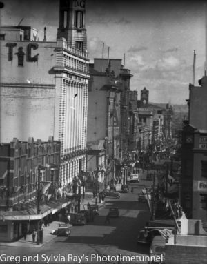 Hunter Street, Newcastle, August 18, 1946.