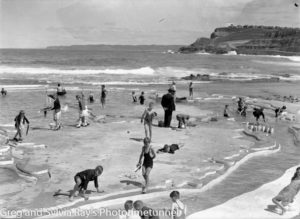 Opening of the Young Mariners Pool, Newcastle, NSW, September 25, 1937. (2)