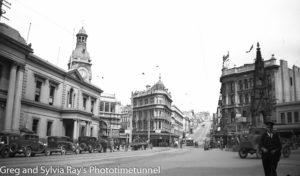 Dunedin, New Zealand, c1933.