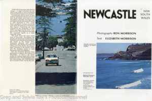 Newcastle, NSW by Ron and Elizabeth Morrison, 1979 (new-old stock)