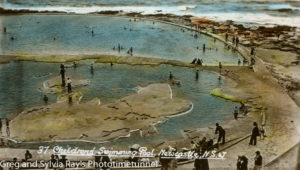 Newcastle's lost map-of-the-world pool