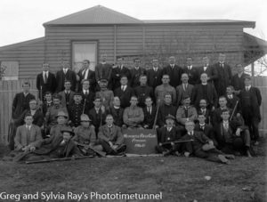 Newcastle Rifle Club, 1913-1914.