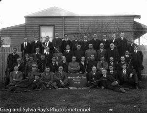 Newcastle Rifle Club 1913-1914. (2)
