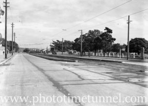 Tudor Street, Hamilton, Newcastle, NSW, May 12, 1938. (1)