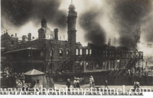 The David Cohen warehouse blaze of 1908