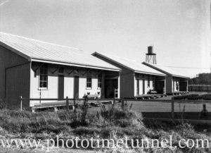 New Lambton South school, April 17, 1944. (1)