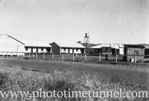 New Lambton South school, April 17, 1944. (2)