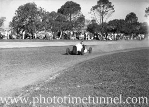 Go kart at Back to Wallsend (Newcastle, NSW) celebrations, October 26, 1935. (12)