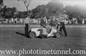 Go kart at Back to Wallsend (Newcastle, NSW) celebrations, October 26, 1935. (13)