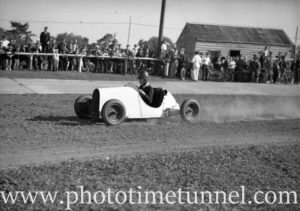 Go kart at Back to Wallsend (Newcastle, NSW) celebrations, October 26, 1935. (15)