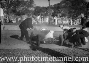Go kart at Back to Wallsend (Newcastle, NSW) celebrations, October 26, 1935. (3)