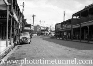 Nelson Street Wallsend, Newcastle, NSW, April 11, 1946. (7)