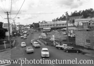 Cessnock, NSW, in 1970. (2)