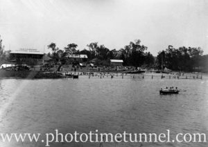 View of Hollywood Pleasure Grounds, Lansvale, Sydney, circa 1928. (1)