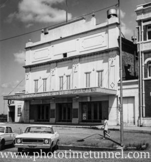 Old King's Theatre, Kurri Kurri, NSW, 1970.