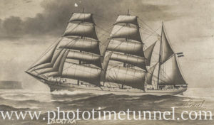 The German sailor, the tailor's daughter and the tragic White Wife of Otterswick
