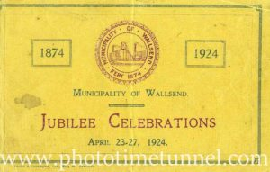 Wallsend (NSW) jubilee booklet 1874 to 1924 (PDF booklet download)