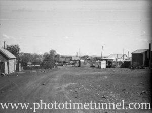 Kalgoorlie, Western Australia, 1936.