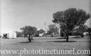 Ooldea, South Australia, circa 1936.