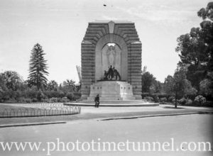 War memorial Adelaide, SA, 1936 (1).