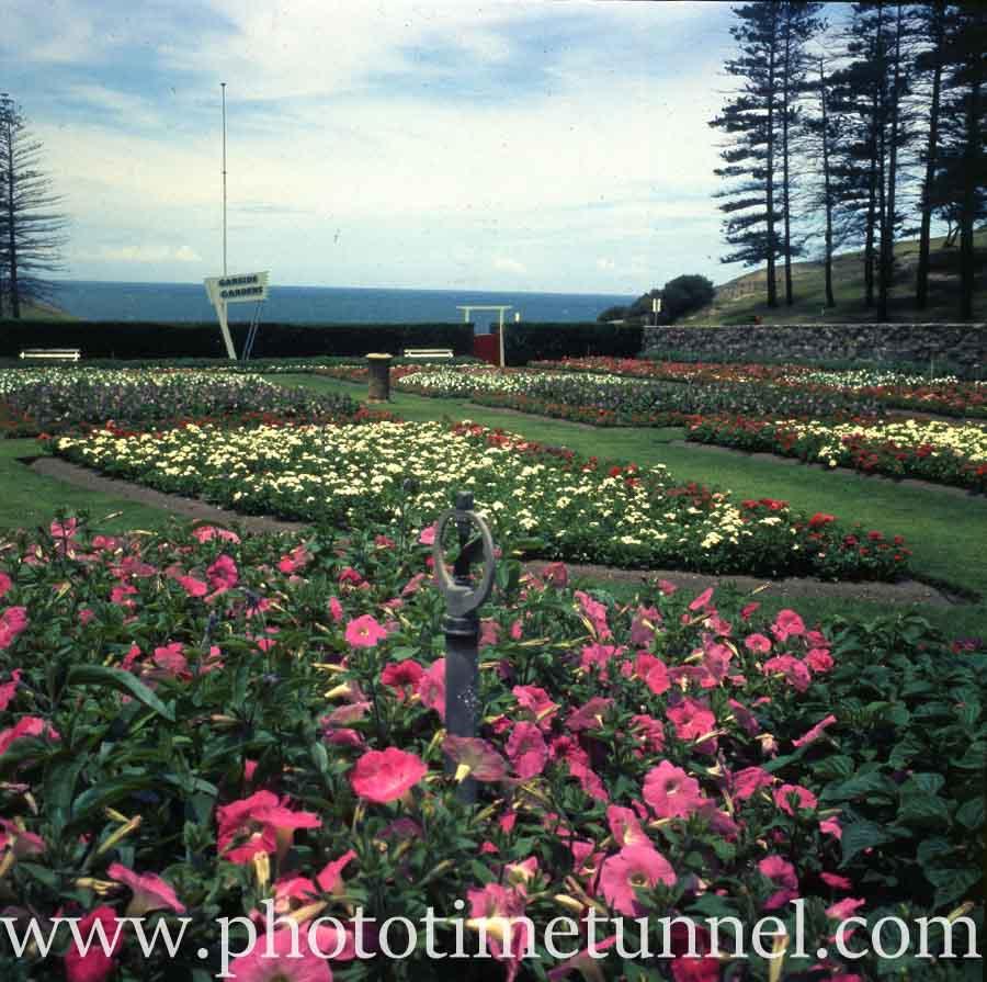 Bob Garside's famous gardens