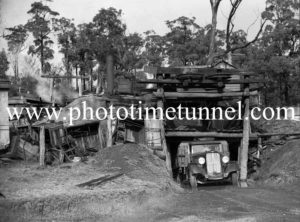 Crofton Colliery, Kotara (Newcastle, NSW) May 2, 1940.