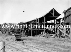 Wallsend New Tunnel colliery, Newcastle, NSW, circa 1940s. (6)