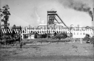John Darling colliery, Belmont, NSW, August 7, 1945. (2)