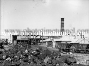 Aberdare Extended colliery, Hunter Valley, NSW, August 7, 1945.