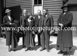Queen Salote of Tonga in Newcastle, NSW, on September 16, 1936. (2)