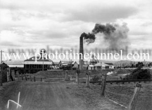 Abermain No.2 colliery, Hunter Valley, NSW, circa 1940s.