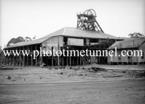 Seaham No.2 colliery, West Wallsend (Newcastle, NSW) May 14, 1940. (1)