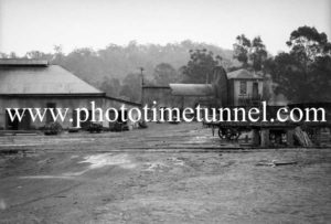 Seaham No.1 colliery, Seahampton (Newcastle, NSW) May 20, 1940.