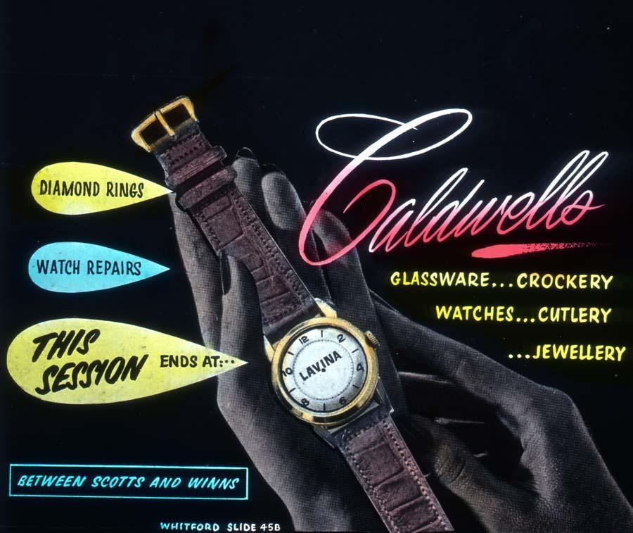 300 diamond rings a year: Caldwells jewellers