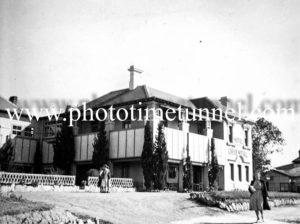 Hotel Oriental, Springwood, NSW circa 1940s.