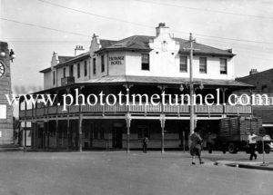 Exchange Hotel, Taree, NSW c1950s.