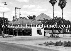 Farmer's Home Hotel, Wagga Wagga, NSW c1950s.