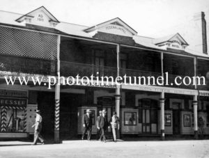 Federal Hotel, Temora, NSW, c1950s.