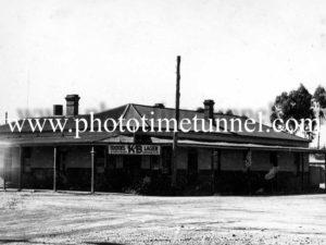 Grand Hotel, Temora, NSW, c1940s.