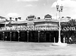 Great Northern Hotel, Tamworth, NSW c1940s.