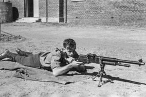 Harry was a WW2 Z-Force commando