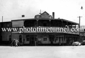 Home Hotel, Wagga Wagga, NSW c1950s.