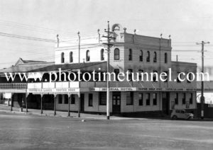 Imperial Hotel, Tamworth, NSW c1940s.