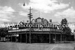 Hotel Riverina, Wagga Wagga, NSW c1940s.