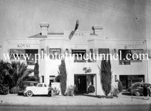 Tate's Royal Hotel, Springwood, NSW circa 1940s.