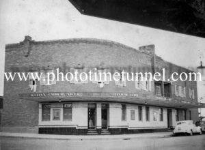 Rylstone Hotel, NSW circa 1950s.