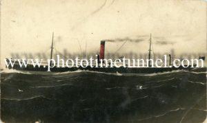 SS Bretwalda, c1912.