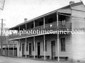 Sofala Hotel, Sofala, NSW c1940s.