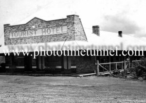 Tourist Hotel, Sandy Hollow, NSW circa 1950s.