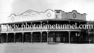 Commercial Hotel, Trangie, NSW, circa 1950s
